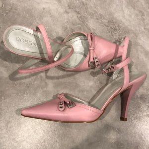 BCBG Pastel heels